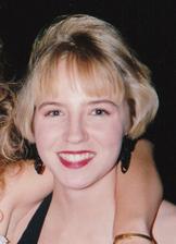Web-Betty, circa 1995. God, what awful hair!