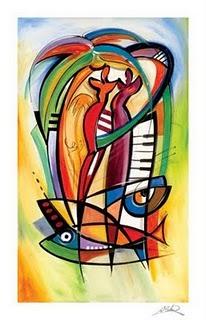 Alfred Gockel, Rhythm in the Tropics--I won  this!
