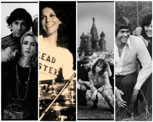 The Carpenters vs Sonic Youth